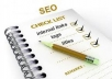 provide you Full SEO Audit Report of your site