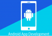 create any android application