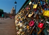 do a love lock of you and your lover at Paris