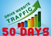 send you unlimited real TRAFFIC to your URL