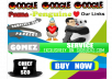 rank your website on 1st page of Google, Bing, Yahoo Within 10 to 30 Days