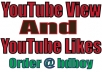 Provide you 5000+ YouTube High Retention Views