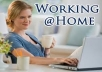 give you 15 work at home job without set up cost