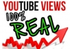 give you1000 Real Youtube Views