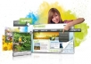 Create a complete responsive website