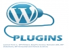 create your website with wordpress and  contact form 7 Plugin