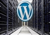 Unlimited WordPress Hosting -  64 GB RAM, UNLIMITED 10 TB HARD-DISK, 16 CORES, 16 CPU, 2 x Quad-Core 2.4 Ghz LATEST COSTLIEST INTEL XEON E5620 PROCESSORS, 30000 GB BANDWIDTH,100MBPS NETWORK UPLINK. Unlimited email accounts, unlimited MYSQL databases. Comes with fantastico and scriptaculous script installers. Full access cPanel.