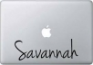 Make You A Custom Vinyl Name Decal