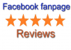 provide 8 US facebook fanpage 5 star reviews