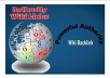Create 250+ Authority Wiki Backlinks PR+