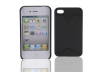 send you Plastic Back Skin Case Shell with Card Holder for iPhone 4/4S
