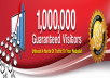allow you acess to my secret 1 Million guaranteed visitors to your website