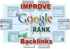 give you backlink submitter software package