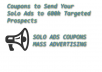 coupons to Send Your Solo Ads to 600k Targeted Prospects