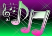 provide you the guitar chords and lyrics of any song