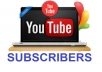 add 500 youtube subscribers to your video or channel