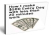 show you how to make $300 every 24 hours
