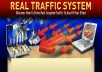 drive real human social web traffic for 30 days