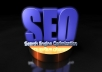 generate 60 blog manually posted on PR6 to PR2 on dofollow high page rank