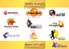 design a professional logo within 10 to 24 hours