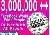 promote your website or blog upto 3,000,000 Peoples to Get Traffic