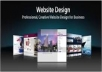 design your high traffic website