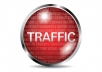 bring 1000 real human traffic to your website