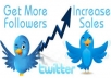give 3000+ Twitter followers  within 48 hours