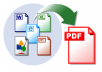 I will convert ANY doc, docx(ms word), ppt, pptx(ms powerpoint), web,csv, xls, xlsx(ms excel), txt, picture file or anything similar into pdf.