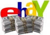 teach You How to Make 1200 dollars per Month Selling on Ebay +1Free Gig