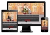 create responsive website using bootstrap