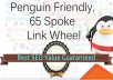 PREMIUM LINK WHEEL Package - Dominate Google Now