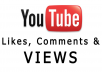 200 YOUTUBE views,likes,subscribe