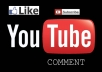 Best Youtube promotional services!!! This gig is best ways to get your youtube promotion until get likes and subscribes. My gig is offer you All 3 services but separates as below:   1. 2000 High retention views                  or 2. 500 Best Likes              or  3. 500 Non drops Subscribes  4. High Quality profiles  5.100% customers satisfaction  6. 24/7 Support services.  7. Given customers priority.   I will provide you targeted subscribers,likes,followers