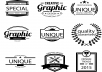 design a professional RETRO vintage logo in 48 hours or less