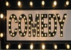 tweet your message to over 6000 Comedy Fans