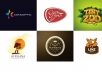 design 100 logos concepts within 8 hours