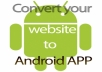 develop Android, iPhone application
