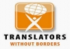 Translate any language to any other, accurately & professionally