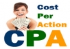 Teach you how to make fast dollars on any CPA network