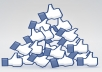 give you non drop fb fanpage 500+ likes only