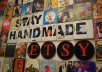 send 300 visitors to your Etsy shop