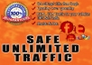 send you 5000 TARGETED traffics to your website and clickbank offers