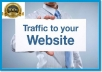 blast targeted real traffics to your websites