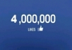 Promote To Your Link,Business or Website to 4,000,000+ Real People on Facebook