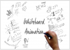 make a whiteboard animation video in 24 hours