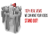 provide 5000 plus YOUTUBE views quickly