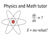 help you with physics and math