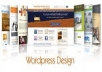 design wordpress sites