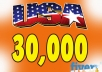 Drive 30,000 Search Engines (USA) Visitors with Proofs